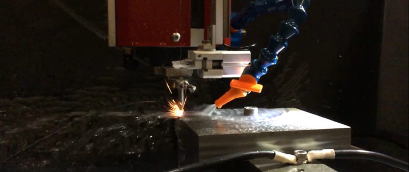 Controlled Explosions: The Physics of Electrical Discharge Machining